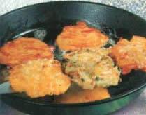 котлеты картофельные с шампиньонами