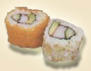 калифорнийские суши