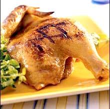 курица гриль в микороволновой печи