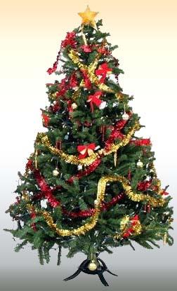 елка на новый год и рождество