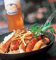 баварская еда