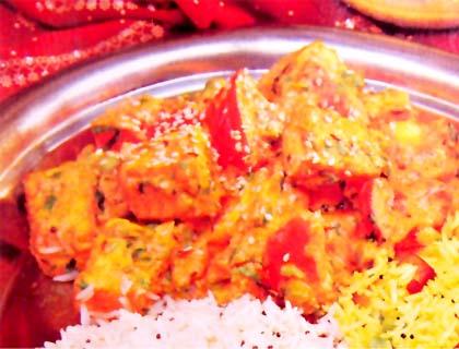 Шахи панир домашний сыр с помидорами Индия