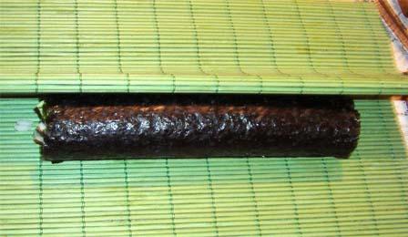 как делать суши роллы